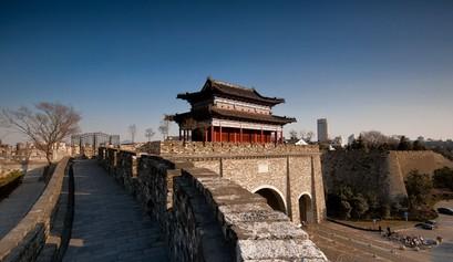 南京明城墙4篇