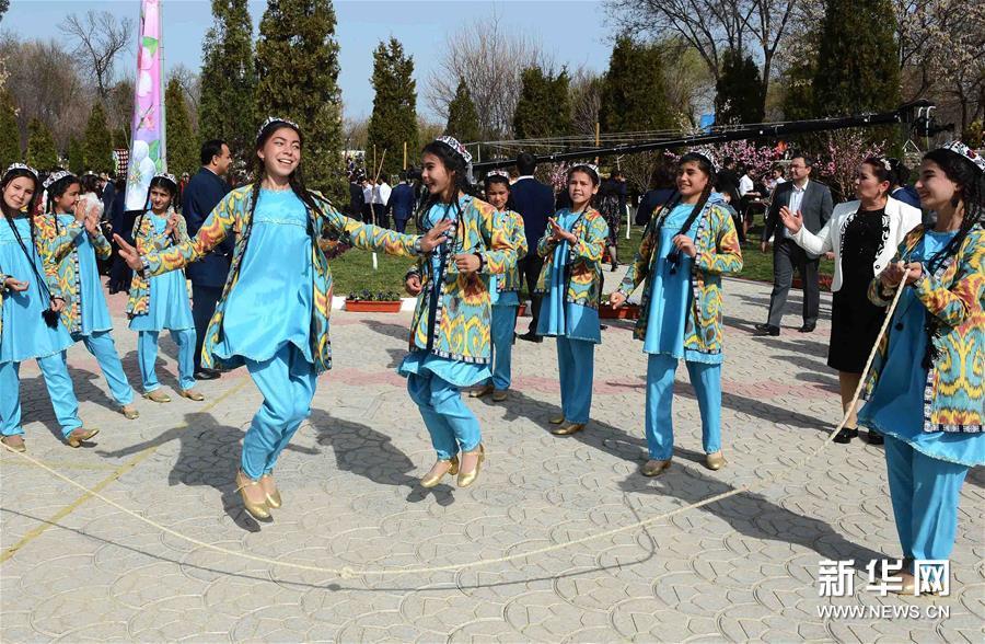 (國際)(1)烏茲別克慶祝納烏魯斯節