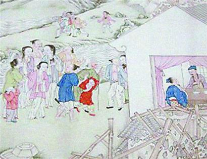 明朝嘉靖三十四年(1555年),陕西渭南一带和山西蒲州等地发生的强烈地震,死亡83万多人。