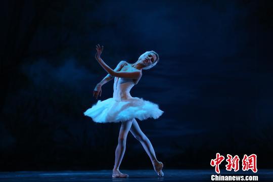 聖彼得堡古典芭蕾舞團青海演繹經典芭蕾舞劇《天鵝湖》