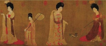 """8000年人狗""""情"""":汉晋爱犬成风 唐宋时宠物犬出现(图)"""