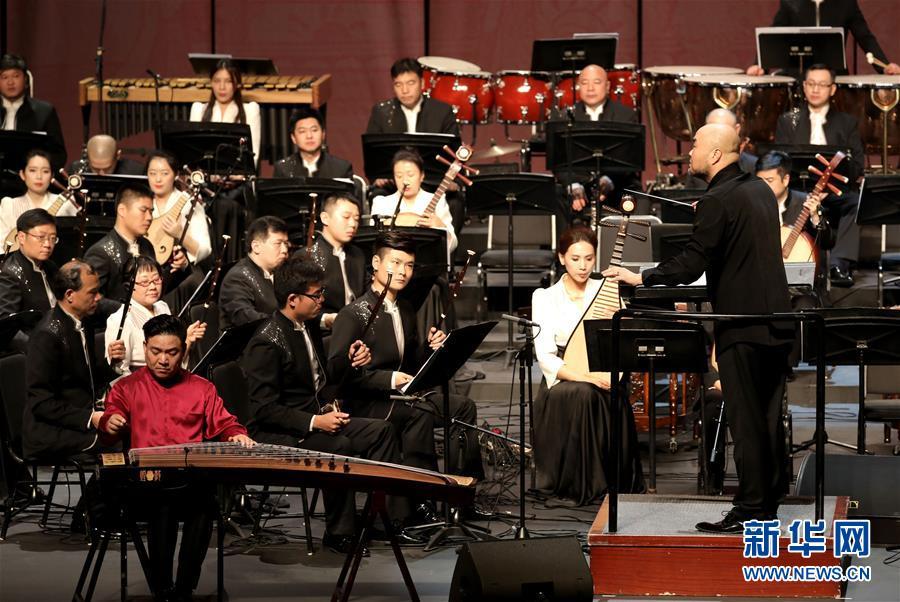 """(圖文互動)(1)""""器""""與""""樂""""的完美交融——上海民族樂器一廠迎來60華誕"""