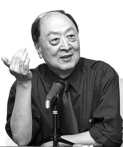 与金庸古龙齐名 武侠小说家萧逸 在美病逝