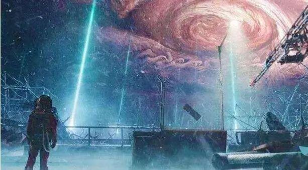 《流浪地球》赞不绝口,它是国产电影在科幻类型上的突破,填补空白